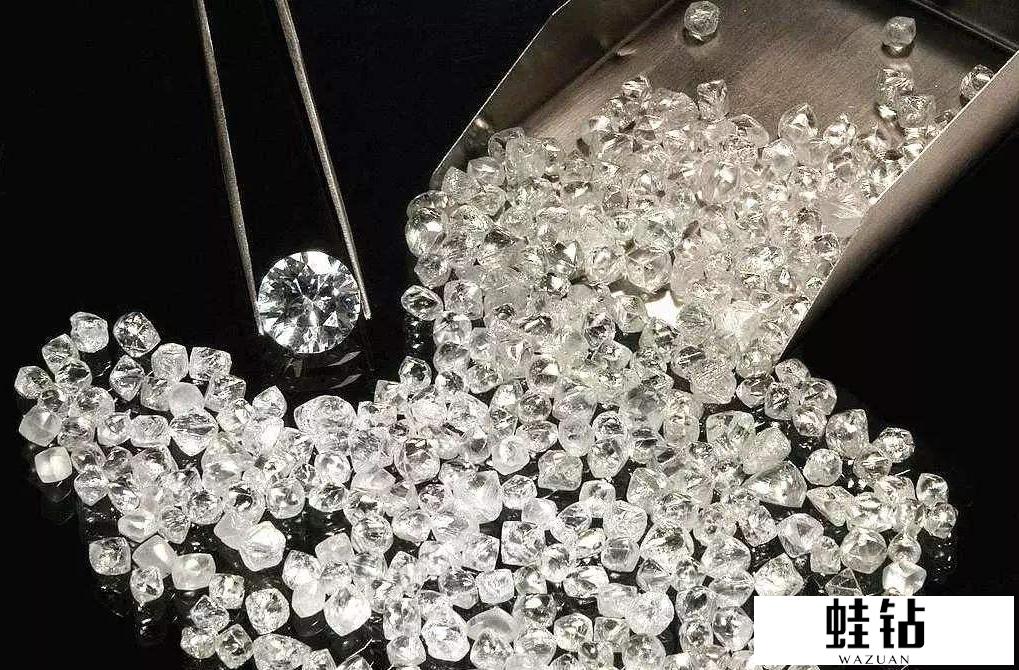 没有经过打磨的钻石